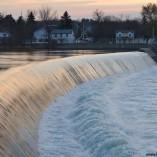 Chute Hydro-Québec Bassin de Chambly